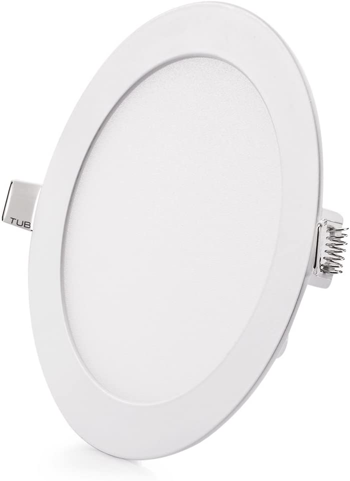 SAYHON Ultra-Thin 18W 8-inch LED Kit Max 63% OFF Recessed Lighting Today's only Retrofit