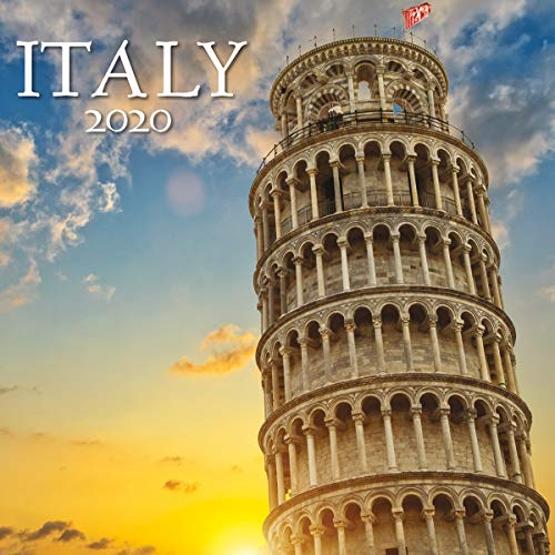 Turner Licensing Turner Photo Italy 2020 12X12 Photo Wall Calendar (20998940032)