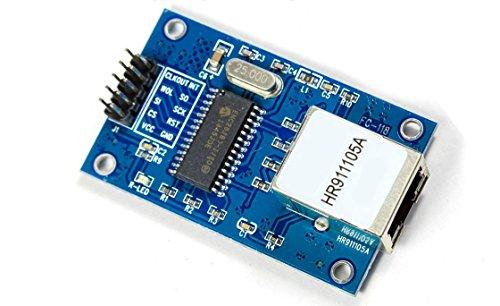 MissBirdler SPI I2C Ethernet LAN Netzwerk Modul ENC28J60 für Arduino Raspberry Pi LPC ST32