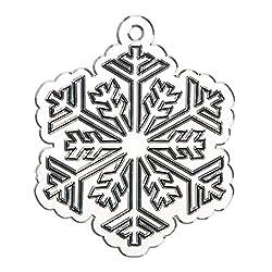 Suncatcher Snowflake