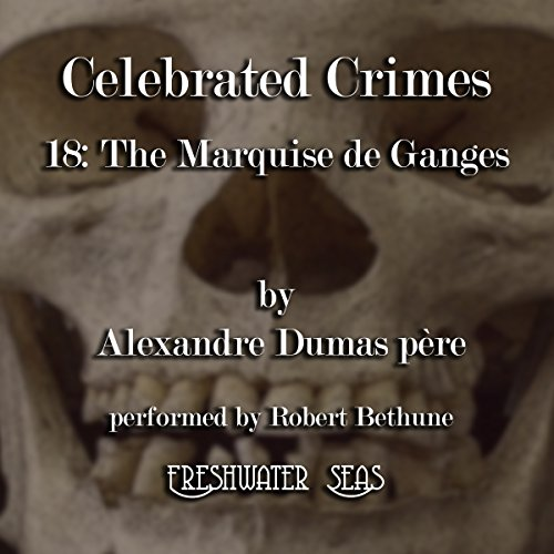 The Marquise de Ganges audiobook cover art