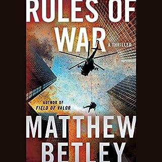 Rules of War audiobook cover art