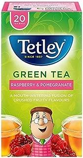 tetley raspberry and pomegranate tea