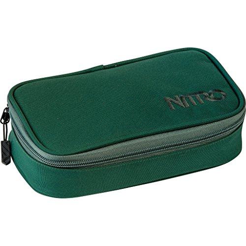 Preisvergleich Produktbild Nitro Pencil Case XL inkl. Geo Dreieick & Stundenplan,  Federmäppchen,  Schlampermäppchen,  Faulenzer Box,  Federmappe,  Stifte Etui