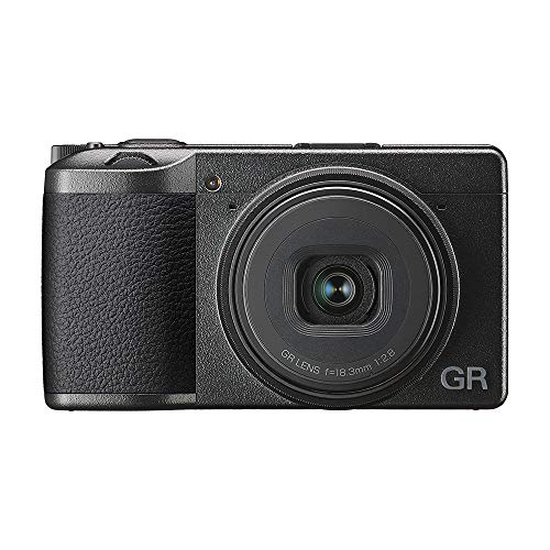 GR III Digital Compact Camera, 24mp, 28mm f 2.8 Lens with Touch Screen LCD