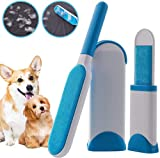 STOCKZONE™ Cleaning Brushes Pet Cleaner Brush & Lint Remover, Cloth Fabric Brush Reusable Device, Dust Brusher Static Electrostatic Cleaners with Self-Cleaning Base for Furniture, Couch, Carpet