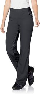 Urbane Women's Silky Soft Stretch & Comfortable 3-Pocket Cargo Scrub Pant