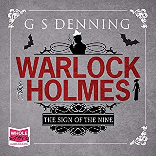 Warlock Holmes: The Sign of Nine cover art