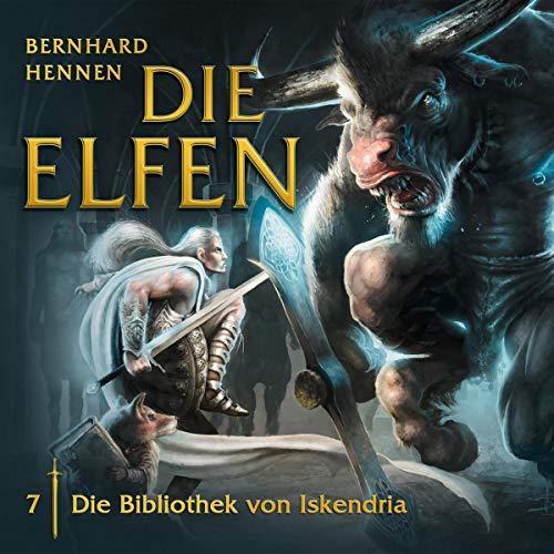 Die Bibliothek von Iskendria Titelbild