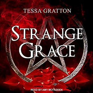 Strange Grace audiobook cover art