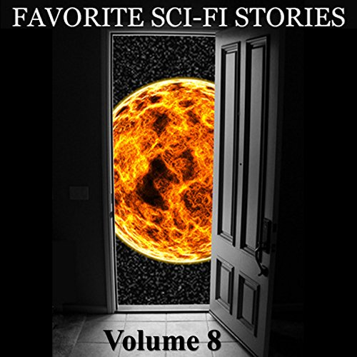 Favorite Science Fiction Stories cover art