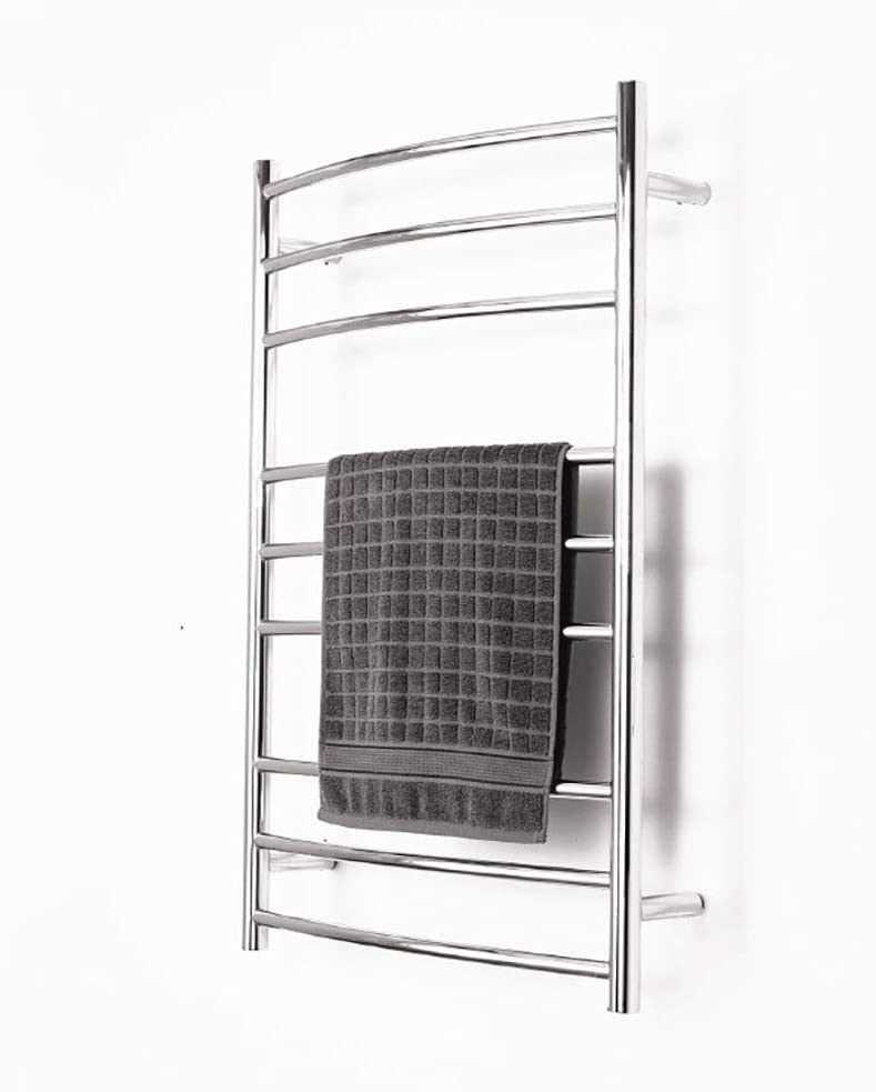 CGGDP Wall Mounted Towel Warmer Max 41% OFF Stainless 304 Shipping included Warme Steel