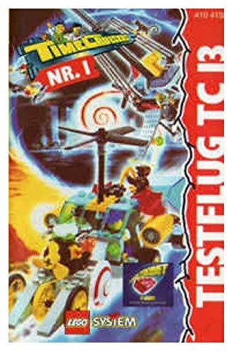 LEGO System Hörspiel MC Time Cruisers 1 - Testflug TC 13 [Musikkassette]