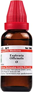 Willmar Schwabe Homeopathy Euphrasia Officinalis Mother Tincture Q (30 ML) by Qualityexport