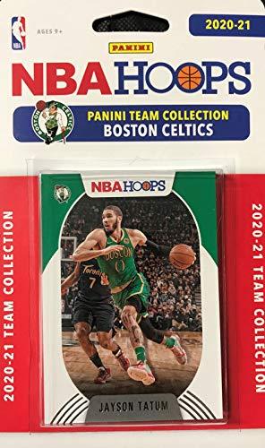 Boston Celtics 2020 2021 Hoops Factory Sealed Team Set with Rookie Cards of Aaron Nesmith and Payton Pritchard