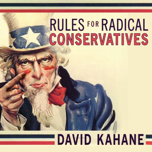 Rules for Radical Conservatives audiobook cover art