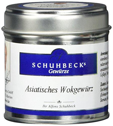 Schuhbecks Asiatisches Wokgewürz, 3er Pack (3 x 50 g)