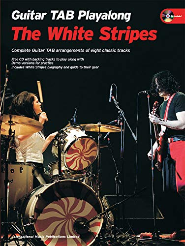 The White Stripes Guitar TAB Playalong: (Guitar Tab)