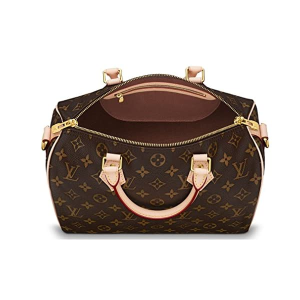 Fashion Shopping Louis Vuitton Monogram Canvas Speedy Bandouliere 30 Article:M41112