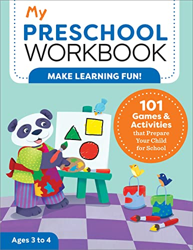 Compare Textbook Prices for My Preschool Workbook: 101 Games & Activities that Prepare Your Child for School My Workbook Workbook Edition ISBN 9781641522762 by Lynch, Brittany