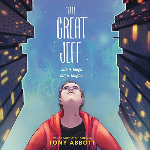 The Great Jeff audiobook cover art