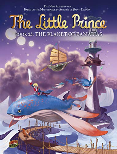 The Planet of Bamalias: Book 23 (The Little Prince) (English Edition)