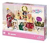 BABY born 827222 Ropa y Calzado para muñecas, Multi