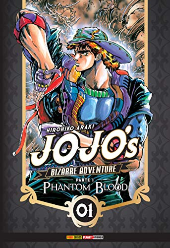 Jojo'S Bizarre Adventure - Parte 1 - Phantom Blood Volume 1