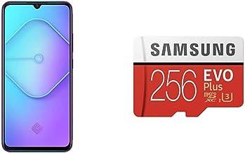Vivo S1 Pro (Jazzy Blue, 8Gb Ram, 128Gb Storage) with No Cost EMI/Additional Exchange Offers + Samsung Evo Plus 256Gb Microsd