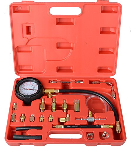 Learn More About DAYUAN Fuel Pressure Meter Tester Oil Combustion Spraying Injection Gauge Car