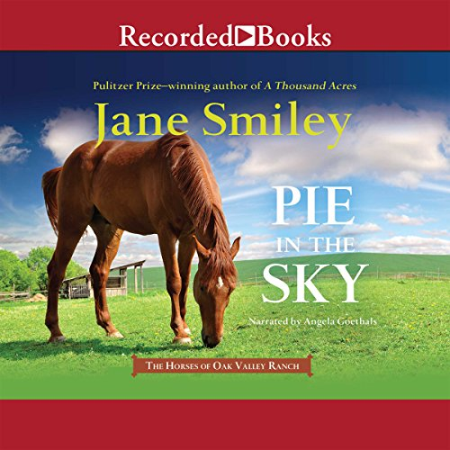 Pie in the Sky audiobook cover art
