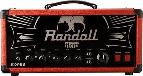 RANDALL EOD88 Head Red Gitarrenverstärker