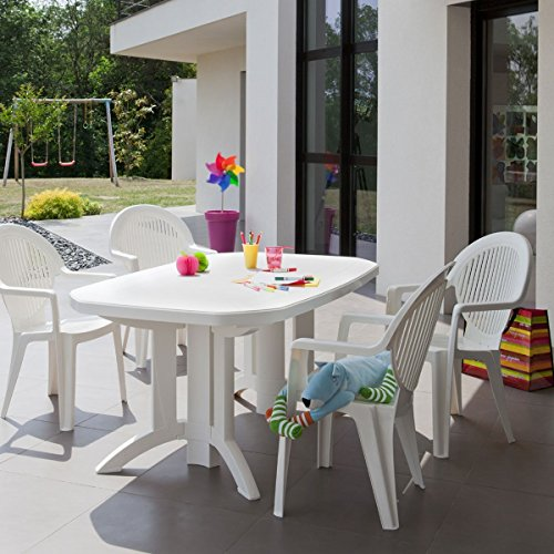 GROSFILLEX - Table de jardin Vega 165x100