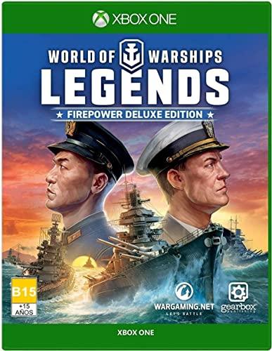 World of Warships: Legends Firepowe…