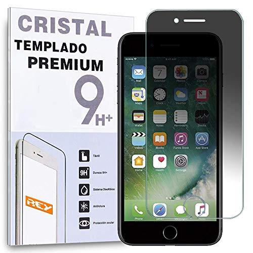REY Protector de Pantalla Anti ESPÍA para iPhone 6 Plus/iPhone 6S Plus,...