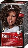 Brillance Intensiv-Color-Creme Haarfarbe 924 Schokobraun Stufe 3, 3er Pack(3 x 160 ml)