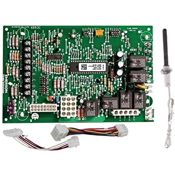 50V61-507-05 - Upgraded Replacement for White Rodgers 2 Stage Furnace Control Circuit Board Module