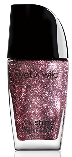 Wet N Wild Nagellack – Wild Shine Nail Color / Trend-setzende Nagelfarbtöne, Sparked, 1 Stk. 40g
