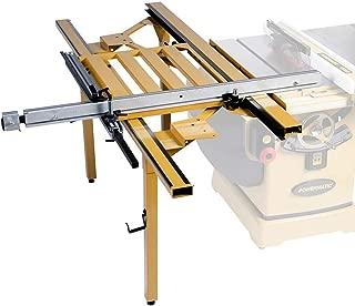 POWERMATIC Sliding Table Attachment