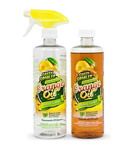 Green Gobbler All Natural Orange Oil Concentrate - 22.5 oz (D-Limonene)