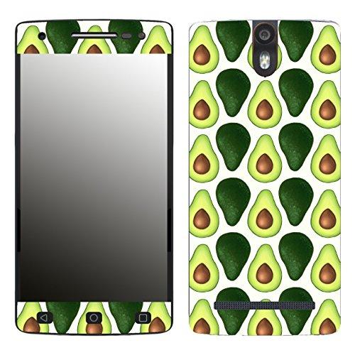 DISAGU SF-106774_1118 Design Folie für Wileyfox Storm - Motiv Avocados Lined