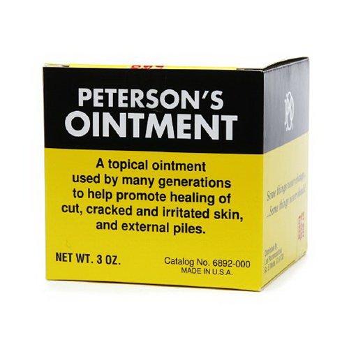 Peterson's Ointment 3 oz (Quantity of 2)