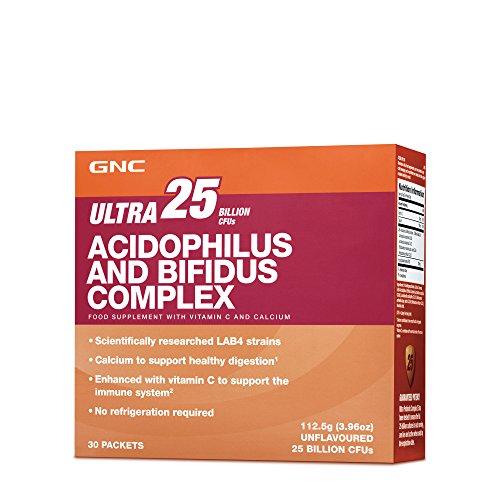 GNC Ultra Probiotic Complex 25 Stik - Unflavoured