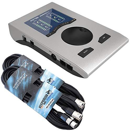 RME MADIface 136-kanaliges MADI USB Interface + keepdrum 2x XLR Kabel 6m