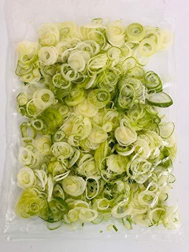 冷凍白ねぎ 国産 (徳島産)冷凍ねぎ刻み(白ねぎ) 200g 冷凍刻みネギ バラ凍結冷凍野菜 【消費税込み】