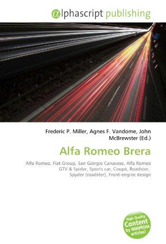 Alfa Romeo Brera: Alfa Romeo, Fiat Group, San Giorgio Canavese, Alfa Romeo GTV