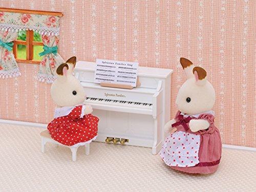 "Sylvanian Families ""weißes Klavier"" - 4"