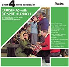 ronnie aldrich christmas album