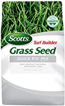 Scotts Turf Builder Grass Seed Quick Fix Mix, 3 lb.