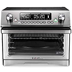 Instant Omni Plus Air Fryer Toaster Oven with rotisserie